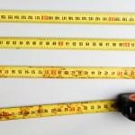 Cómo medir la superficie a pintar