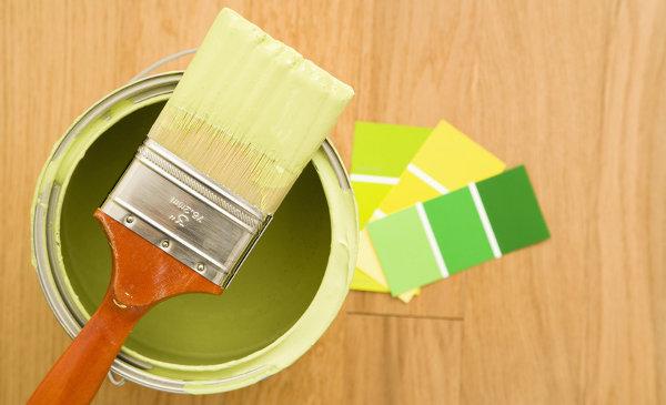 C mo pintar las paredes primera parte saber y hacer for Moda en pintura de paredes