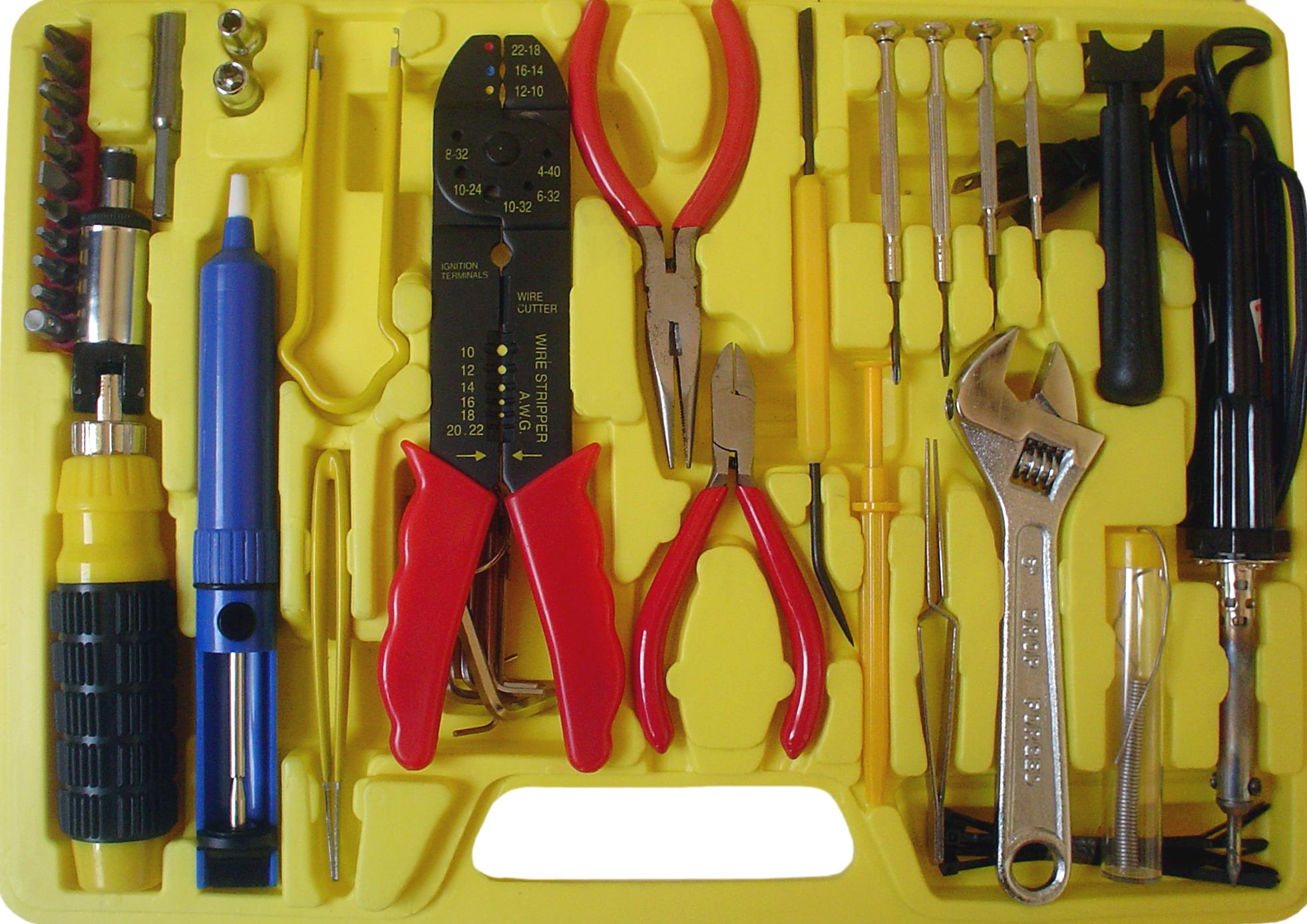 Herramientas importantes para electricidad en el hogar for Casa para herramientas