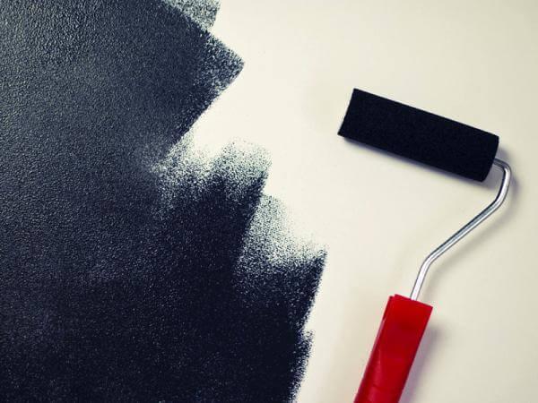 Pared pintada