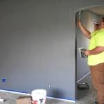 Consejos útiles durante el pintado de las paredes