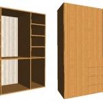 Diseño de mueble en Polyboard