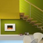 Tonos verdes para pintar las paredes