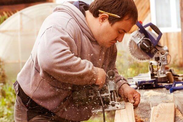 Trabajo carpinteria