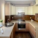 Diversos diseños de cocinas