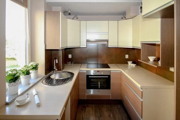 Diversos diseños de cocinas - Saber y Hacer