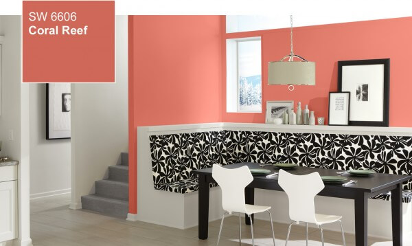 Sherwin Williams - Coral Reef