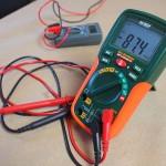 Cómo usar el tester o multímetro