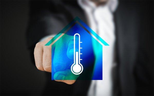 Control de temperatura de invernadero